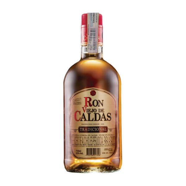 Ron Viejo de Caldas 750 ml