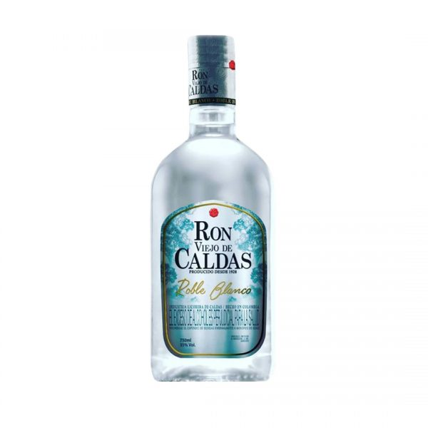 ron viejo de caldas roble blanco 750 ml