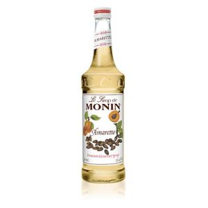 syrup monin amaretto 750 ml
