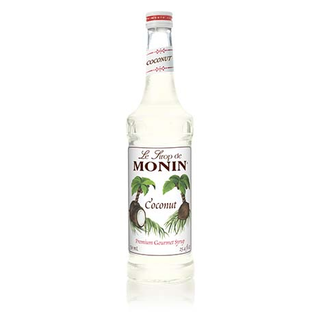 syrup monin coco 750 ml