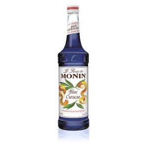 syrup monin curacao azul 750 ml
