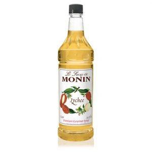syrup monin lychee 1000 ml