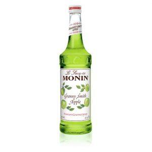 syrup monin manzana verde 750 ml