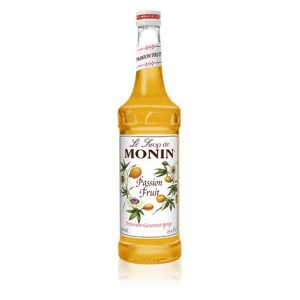 syrup monin passion fruit 750 ml