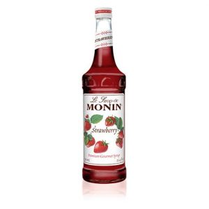 syrup monin strawberry 750 ml