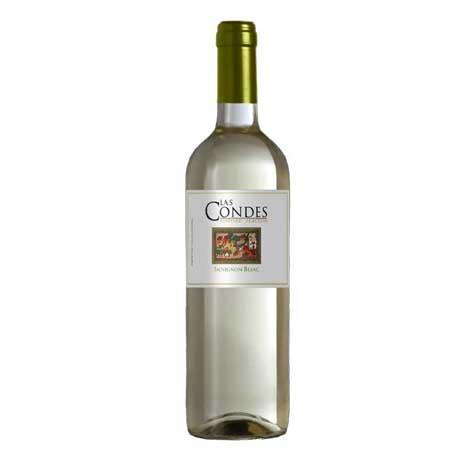 vino las condes sauvignon blanco 750 ml