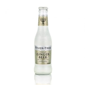 agua tonica fever tree ginger beer 200 ml