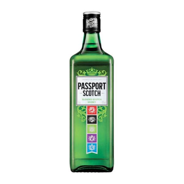 whisky passport litro