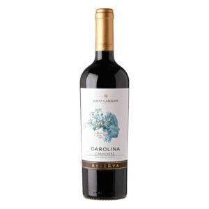 vino santa carolina reserva carmenere 750 ml