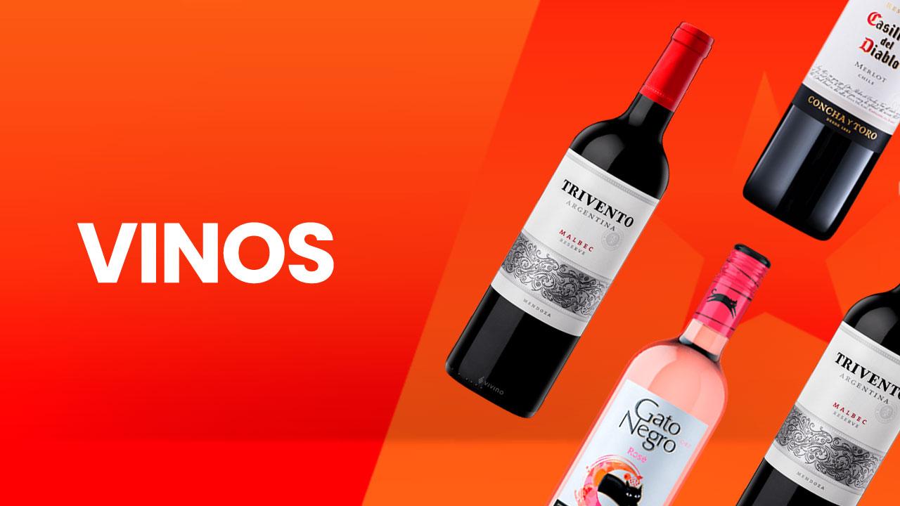 Licores junior vinos