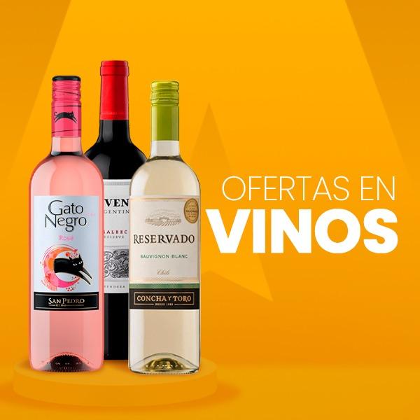 ofertas en vinos