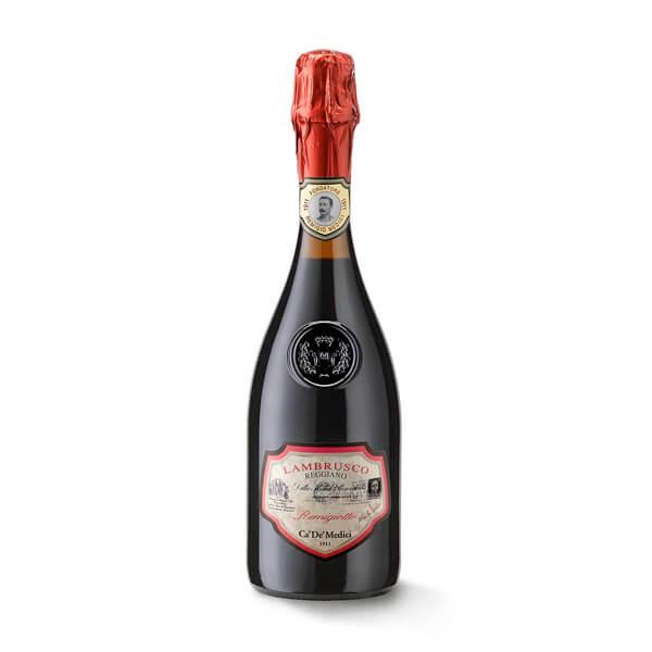 Vino Lambrusco Reggiano