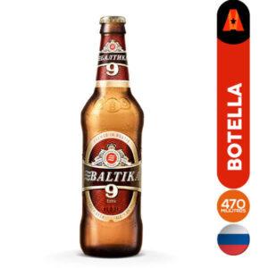 cerveza baltika n9