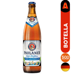 cerveza paulaner alkohol frei
