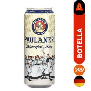 cerveza paulaner oktoberfest